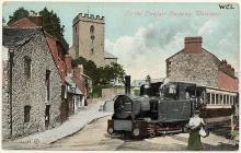 Welshpool and Llanfair Light Railway, c. 1906