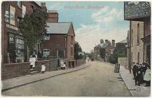 Salop Road, Welshpool, c. 1907