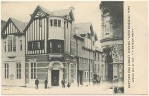Llyfrgell Rydd y Drenewydd, 1903