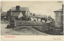 Penybontfawr, tua'r flwyddyn 1905