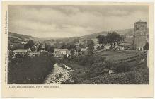 Llanfair Caereinion tua'r flwyddyn 1905