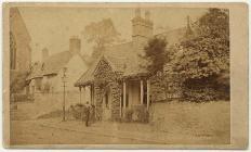 Museum Cottage, Welshpool, 1873