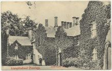 Llanyblodwel Vicarage, c. 1907
