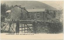 Diosg farmhouse, Llanbrynmair