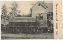 Kerry Express locomotive, c. 1904