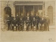 Llanidloes Post Office staff, 1900s