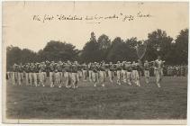 Llanidloes Leather Works jazz band, 1930s