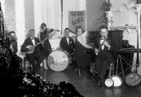 Photograph of Reco Dance Band, Llandrindod Wells