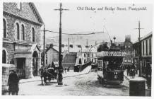 View of Old Bridge, Victoria bridge, Tabernacl...