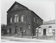 Capel Rhondda, Hopkinstown, pre-1905