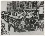Morwyr Japaneaidd yn Nociau Caerdydd, 1902