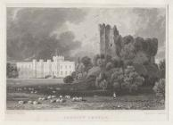 'Cardiff Castle' gan Henry Gastineau, dechrau'r...