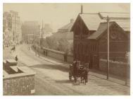 Westgate Street, Cardiff, c. 1880