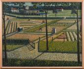 'Allotment Gardens, Llandaff' by...