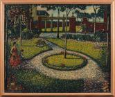 'St. Anne's Gardens' gan Charles Byrd, 1950au