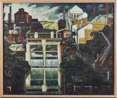 'The Brewery and Paper Mill, Ely' gan Charles...