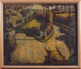 'Country Scene, Cogan' gan Charles Byrd, 1950au