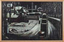 'Winter, Glamorgan Canal' by Charles...