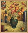 'Chrysanthemums' gan Charles Byrd, 1950au