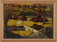 'Country Scene, Cogan' by Charles...
