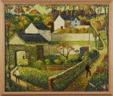 'Llandaff North, an Autumn Scene' gan Charles...