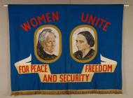 Women Unite For Peace Freedom & Security...