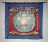 New Loyal Union Friendly Society Banner, 1820s