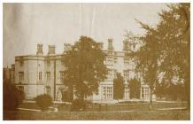 Llanover House, Llanover, 19th century