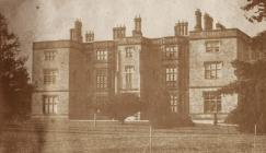 Llanover House, Llanover, 19th century