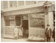 Davies and Son Boot and Shoe repairing depot,...