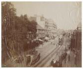 Queen Street, Cardiff, September 1890