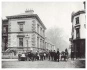 North Street (Kingsway), Cardiff, 1887