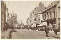 High Street, Cardiff, c.1893
