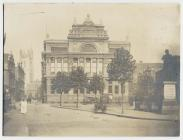 Central Library, The Hayes, Cardiff, 1907