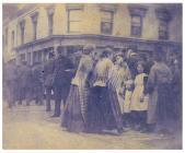 Bute Terrace, Cardiff, 1890