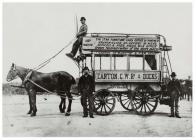 Solomon Andrews's Patent Omnibus, Cardiff,...