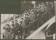 The Grand Stand, Ely Races, Cardiff, 1911