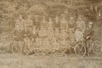 Cardiff Borough Cycling Club, season 1901