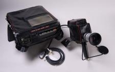 Police video camera, 1970s
