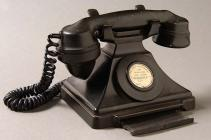 Telephone from Maerdy Police Station, c. 1930s