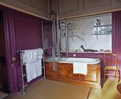 The Cow Bathroom, Tredegar House, Newport, late...