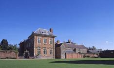 Tredegar House, Newport, 17th century, back view