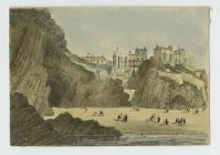 'Tenby form the South Sands', artist...