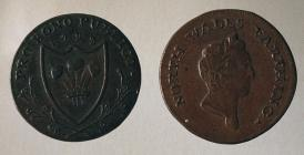 North Wales farthing, 1793