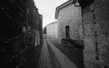 External view of Ruthin Gaol, Denbighshire