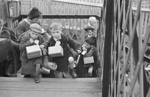 Arrivals of Evacuees, 1939