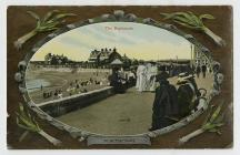 'The Esplanade, Porthcawl', postcard,...