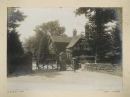 The Lodge, Drybridge House, Monmouth, c.1910