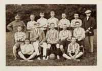Monmouth Regimental Football Team, c.1910