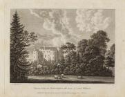 'Picton Castle in Pembrokeshire, the Seat...